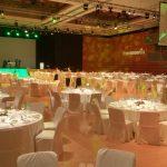 Eventos y empresas Verde y en botella